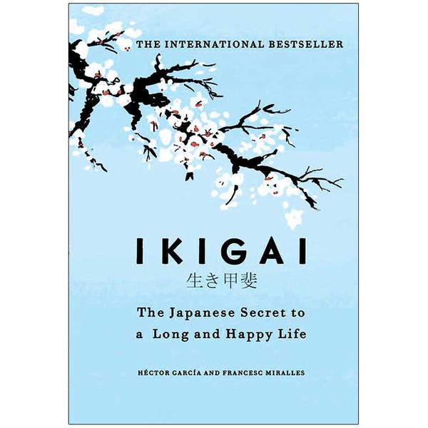 کتاب Ikigai اثر Albert Liebermann و Hector Garcia انتشارات زبان مهر