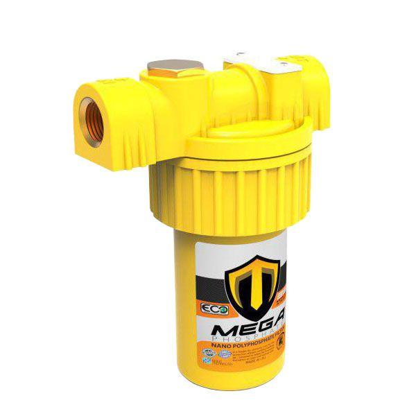 فیلتر رسوب گیر پکیج و آبگرمکن مگا فسفات مدل DN-990901