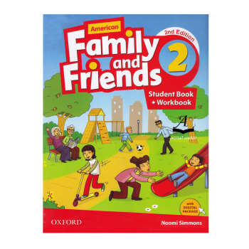 کتاب Family and Friends 2 Second Edition اثر Naomi Simmons انتشارات آرماندیس