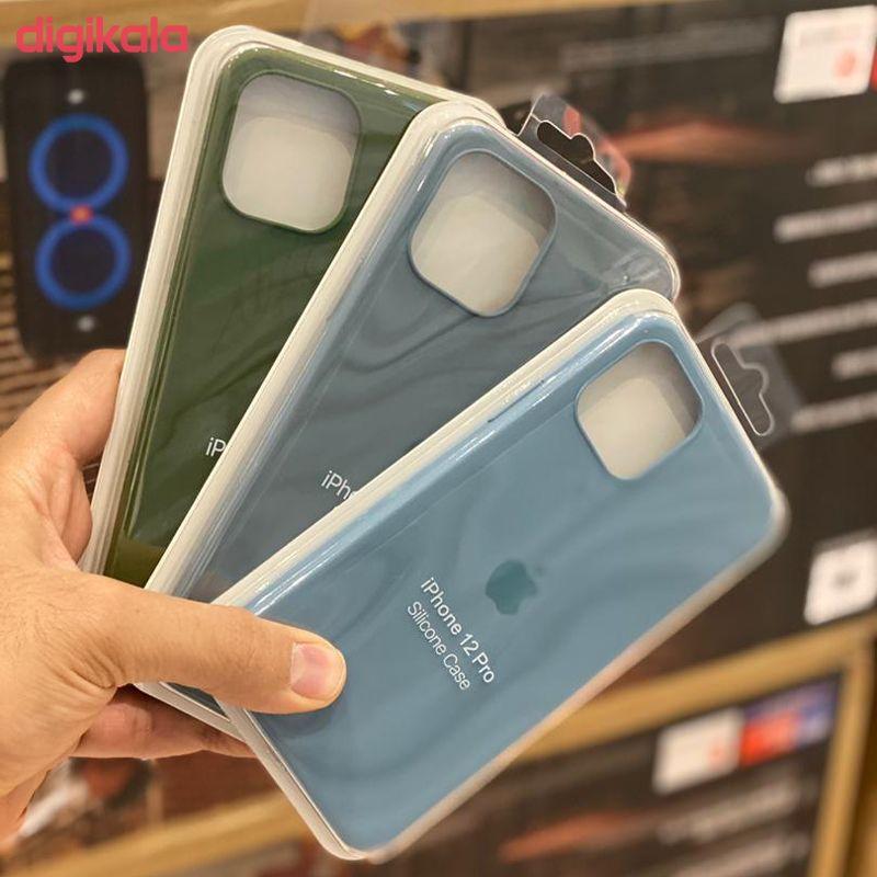 کاور مدل Silic مناسب برای گوشی موبایل اپل Iphone 12 Pro Max main 1 8