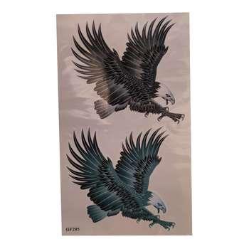 تتو موقت مدل عقاب کد 295