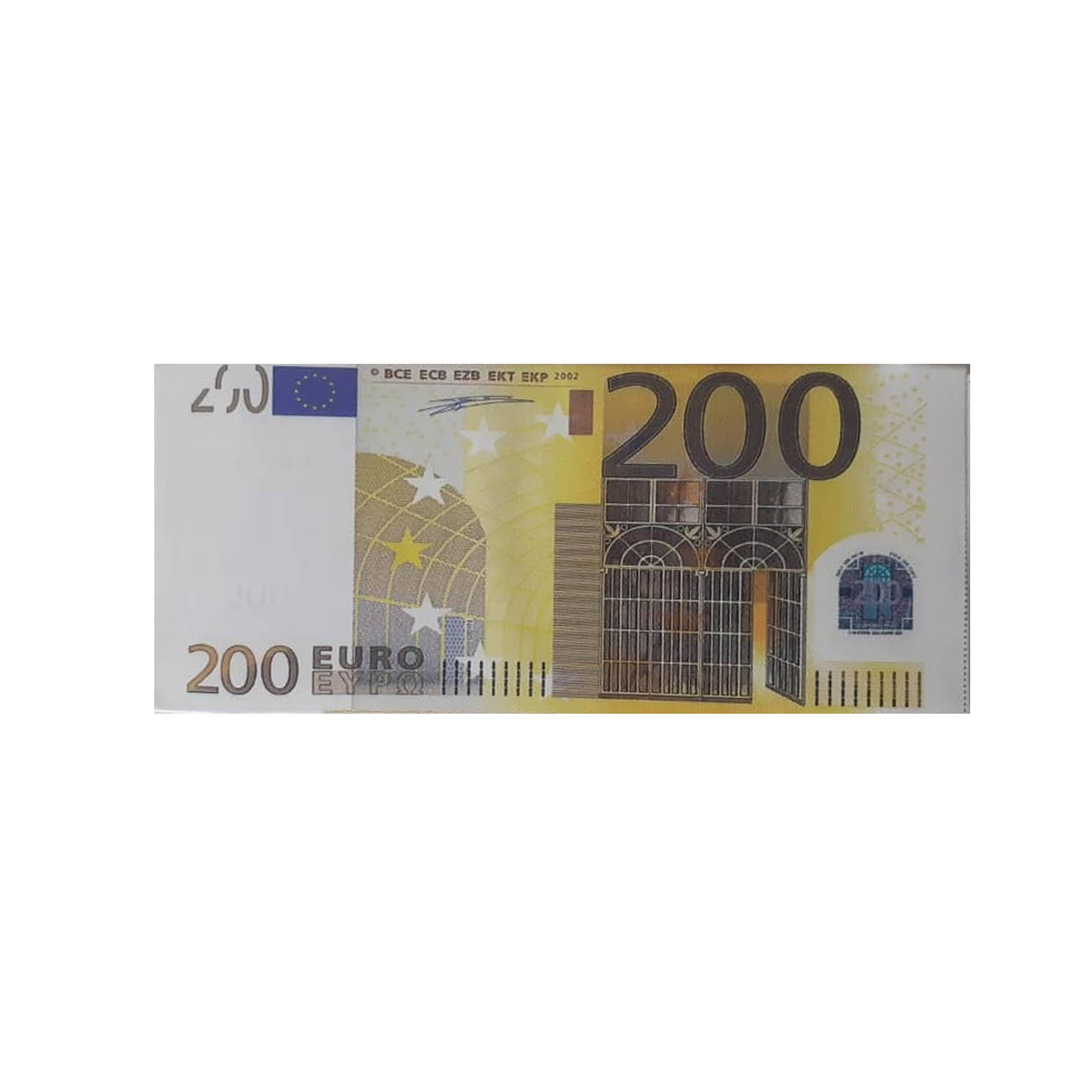کیف پول طرح 200 یورو مدل 2eu