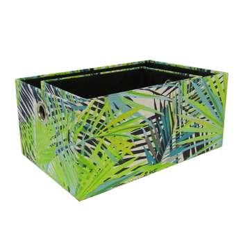 جعبه ارگانایزر هوم اند لایف مدل جوهانا طرح برگمجموعه 2 عددی