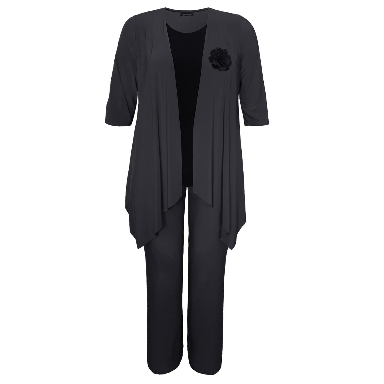 ست 3 تکه لباس زنانه شایلین کد 1167