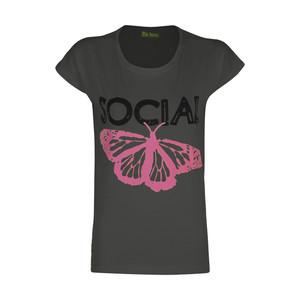 تی شرت زنانه سیس تین مدل f0018
