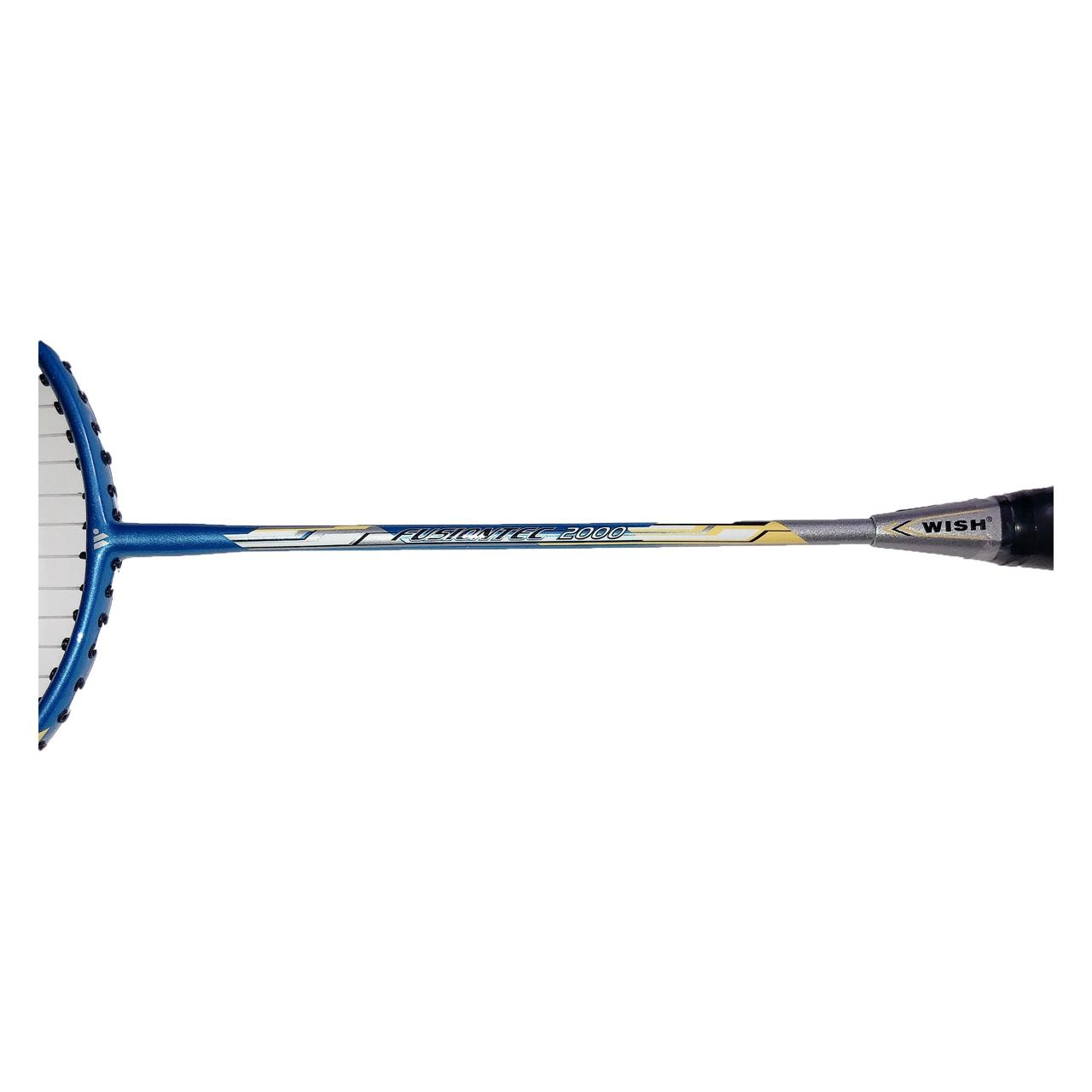 راکت بدمینتون ویش مدل FUSIONTEC 2000 main 1 3