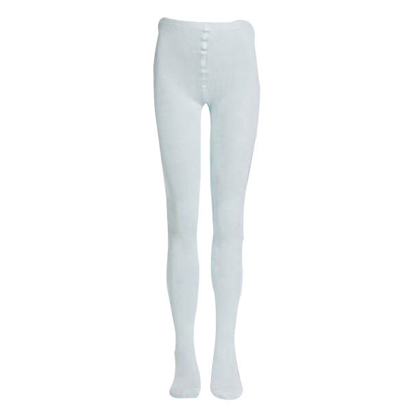 جوراب شلواری دخترانه مدل Nini رنگ سفید