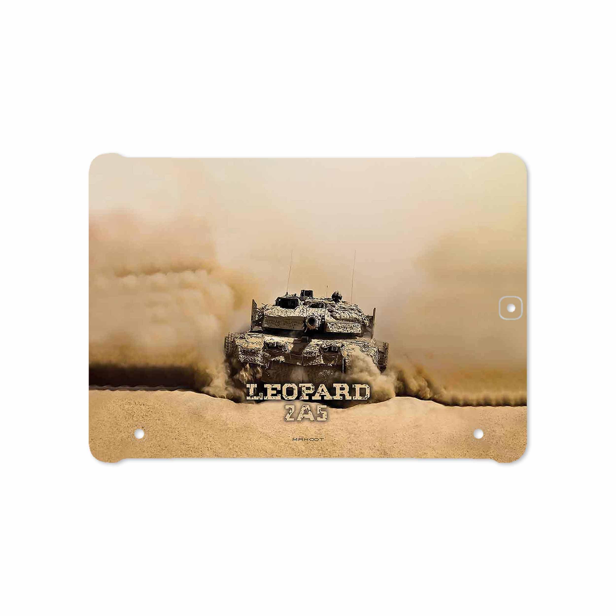 بررسی و خرید [با تخفیف]                                     برچسب پوششی ماهوت مدل Leopard 2A5 tank مناسب برای تبلت سامسونگ Galaxy Tab S2 9.7 2015 T815                             اورجینال