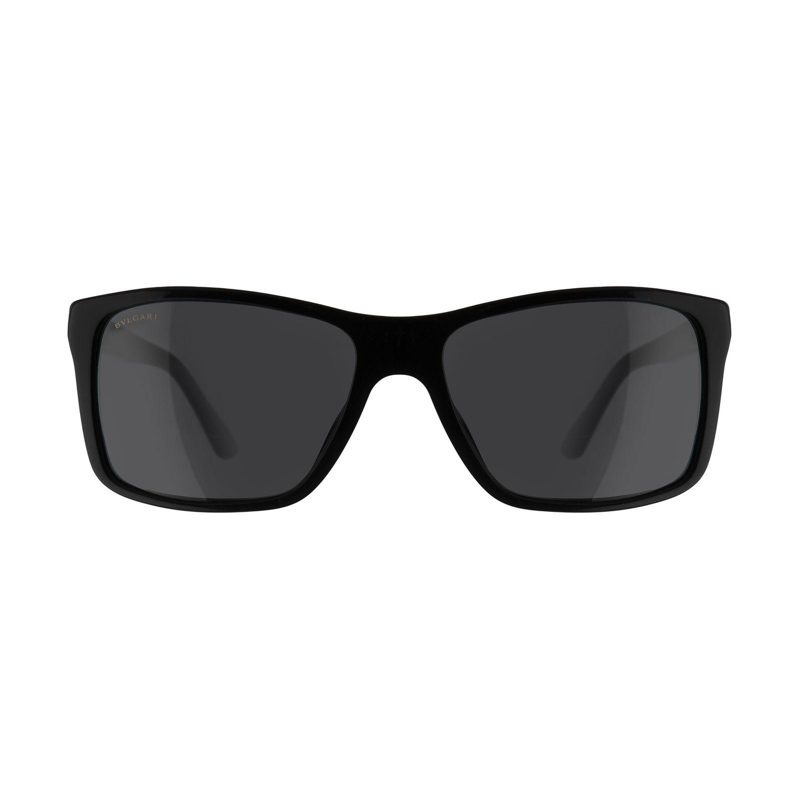 عینک آفتابی زنانه بولگاری مدل BV7015S 50187 -  - 2