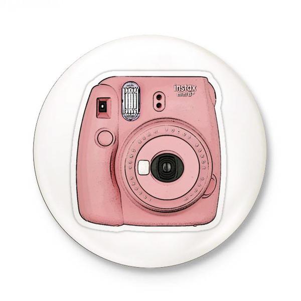 پیکسل طرح دوربین عکاسی مدل S027