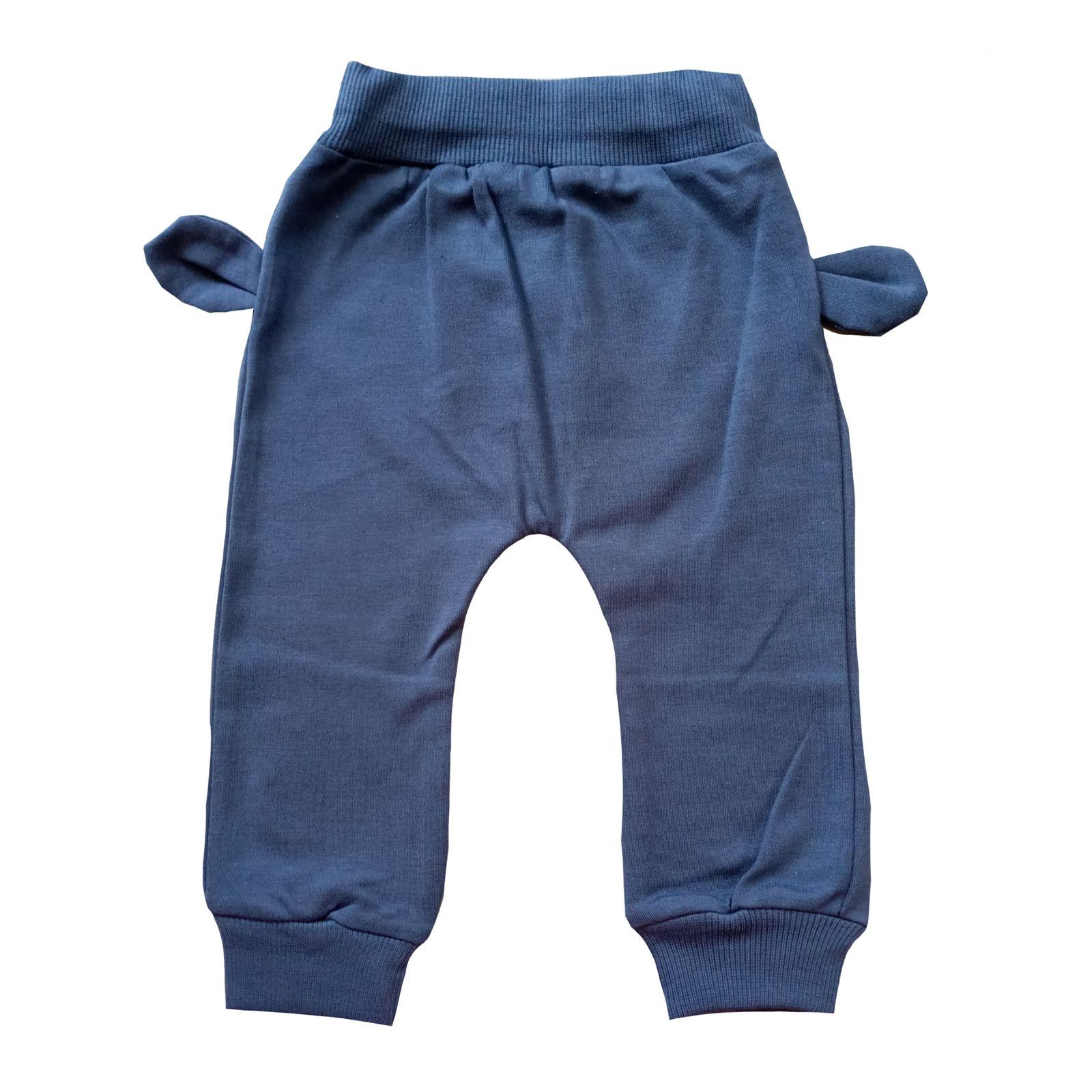 ست تیشرت و شلوار نوزادی کد 401 -  - 5