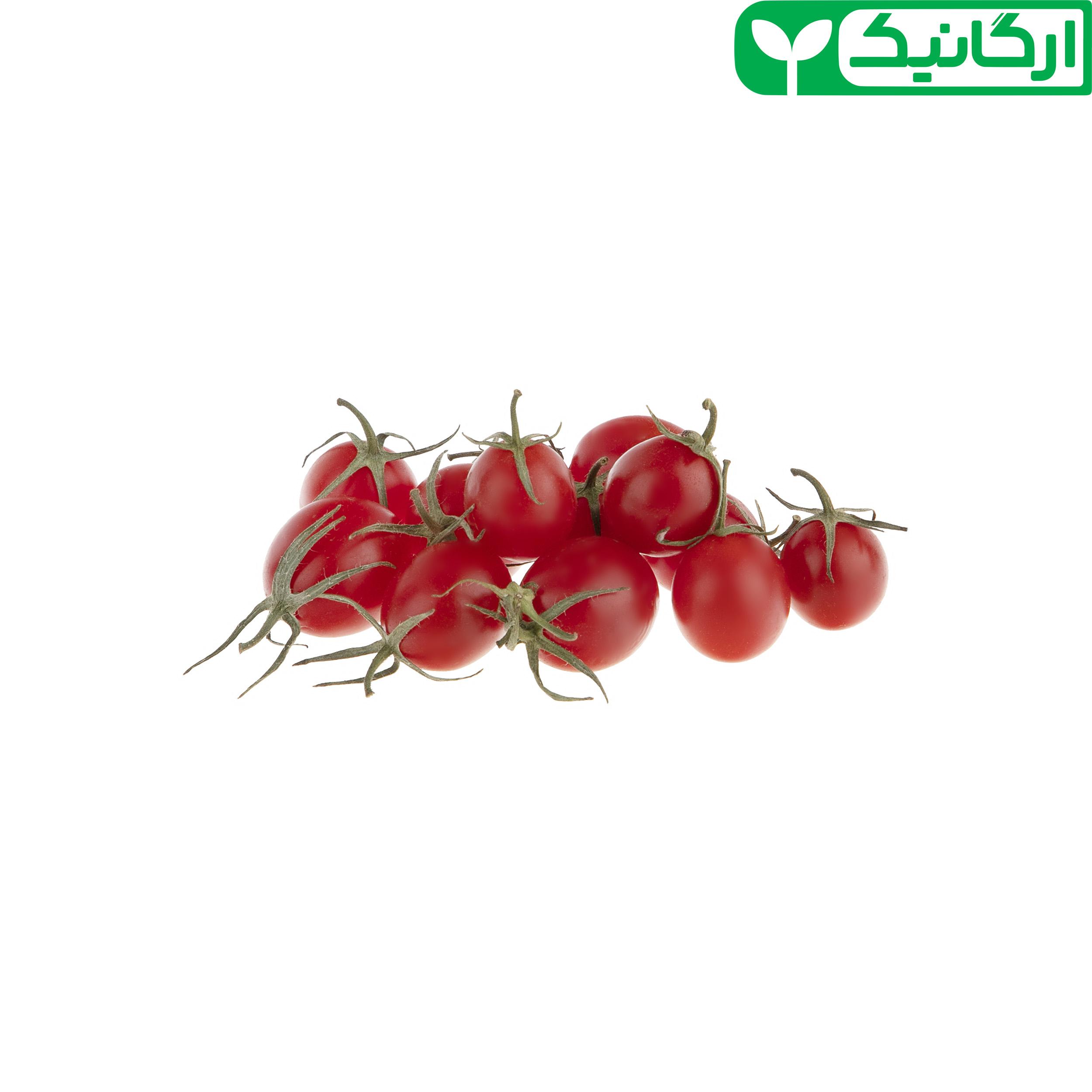 گوجه فرنگی زيتوني ارگانیک رضوانی - 500 گرم