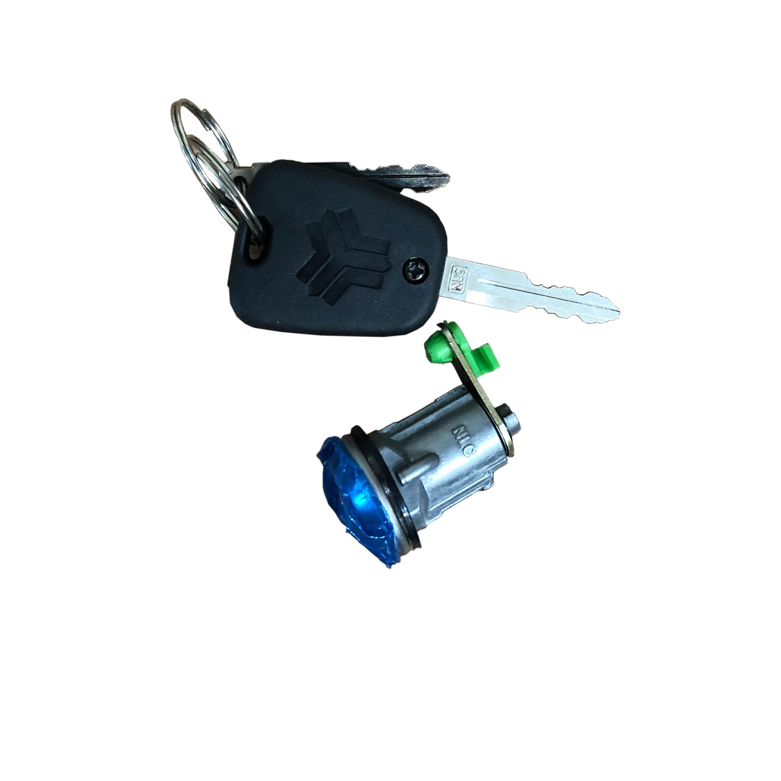قفل سوئیچی صندوق الکا کد 65895 مناسب برای تیبا