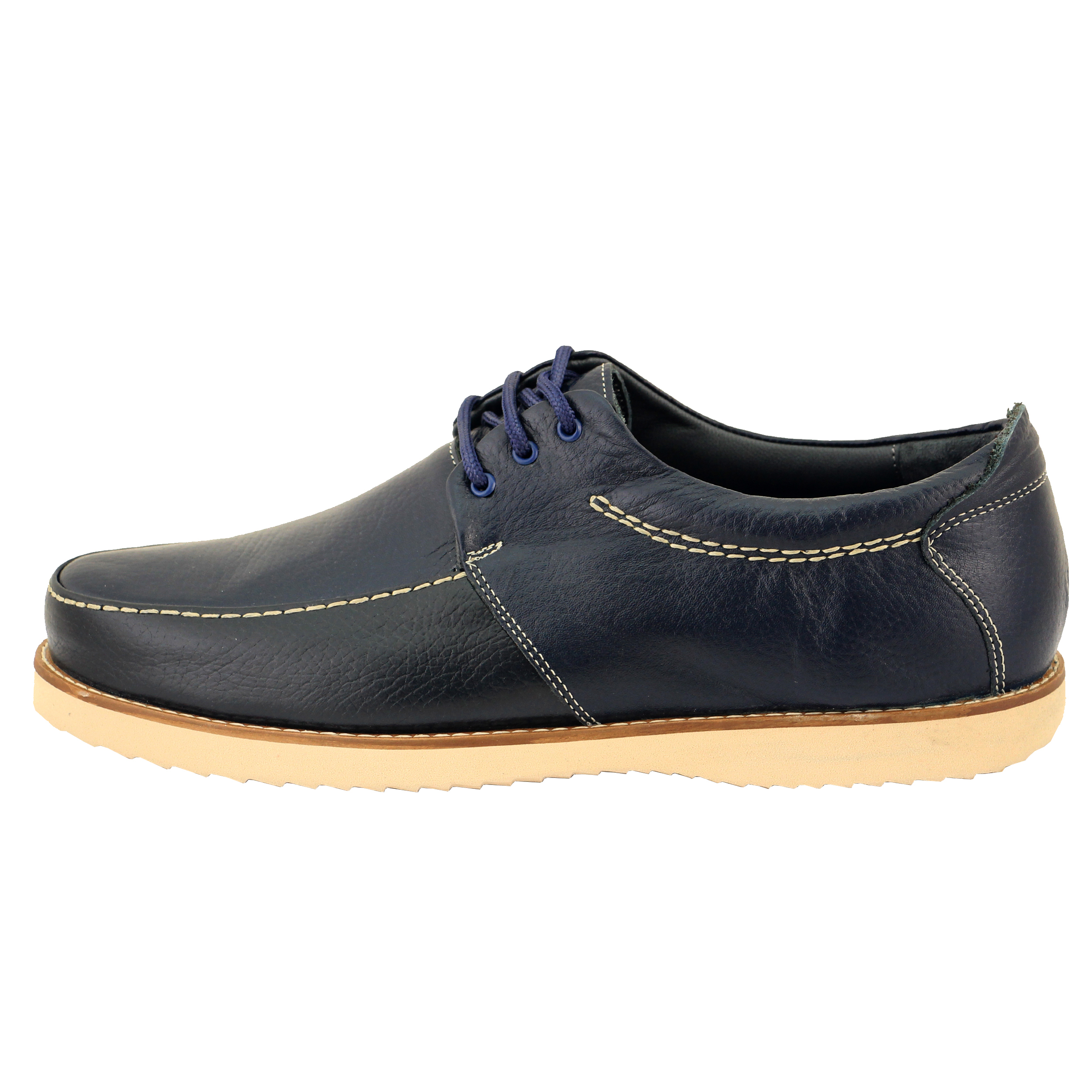 ADINCHARM leather men's casual shoes, DK101.sr Model