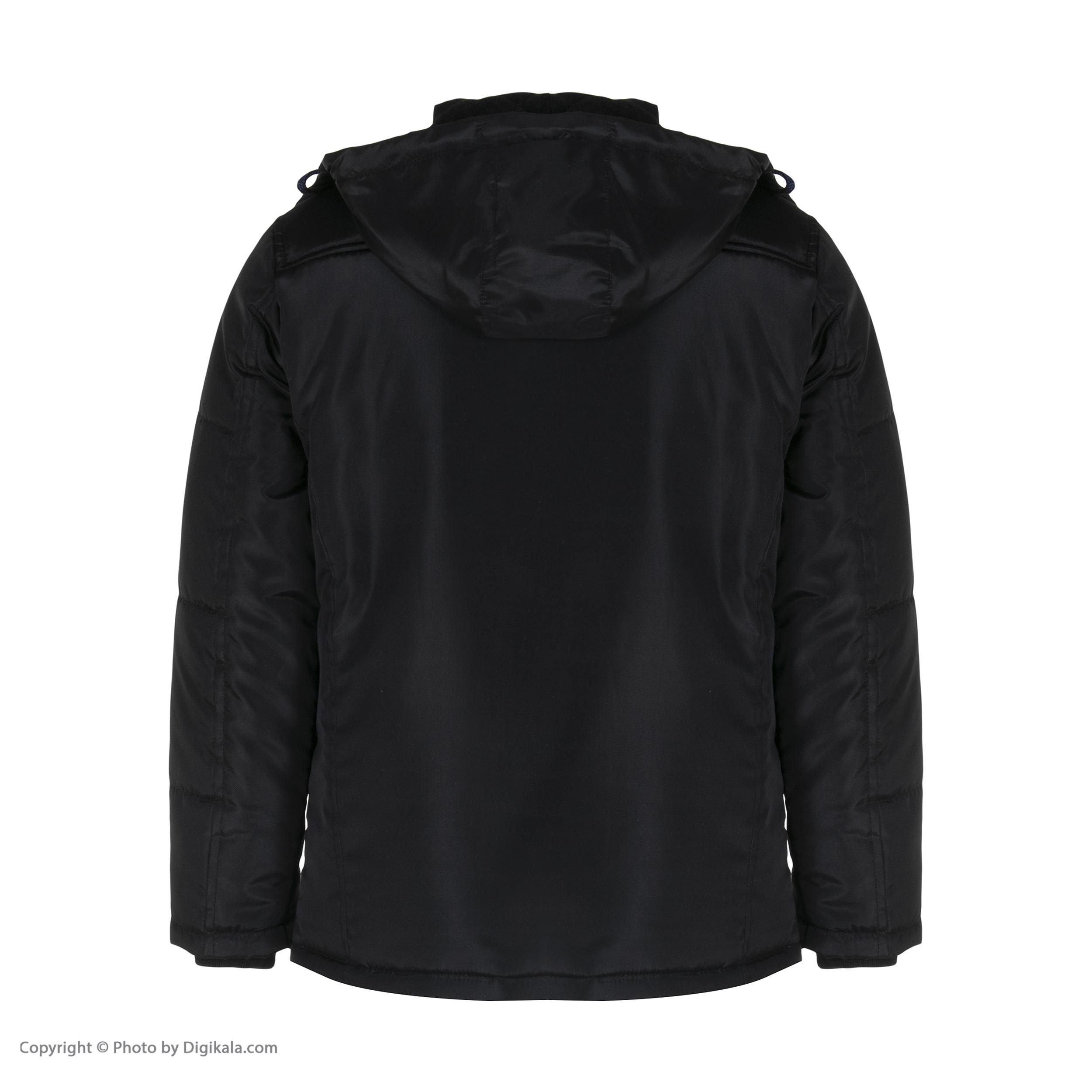 خرید                                     کاپشن مردانه کد Kz2001