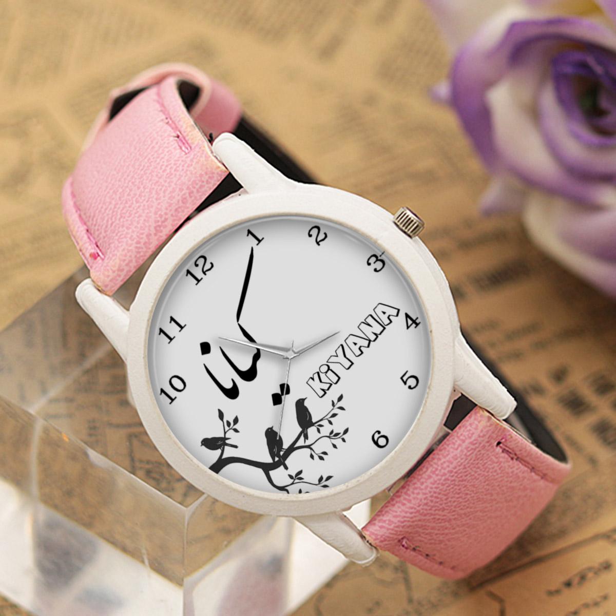 ساعت مچی عقربه ای زنانه طرح کیانا کد LF3199              ارزان