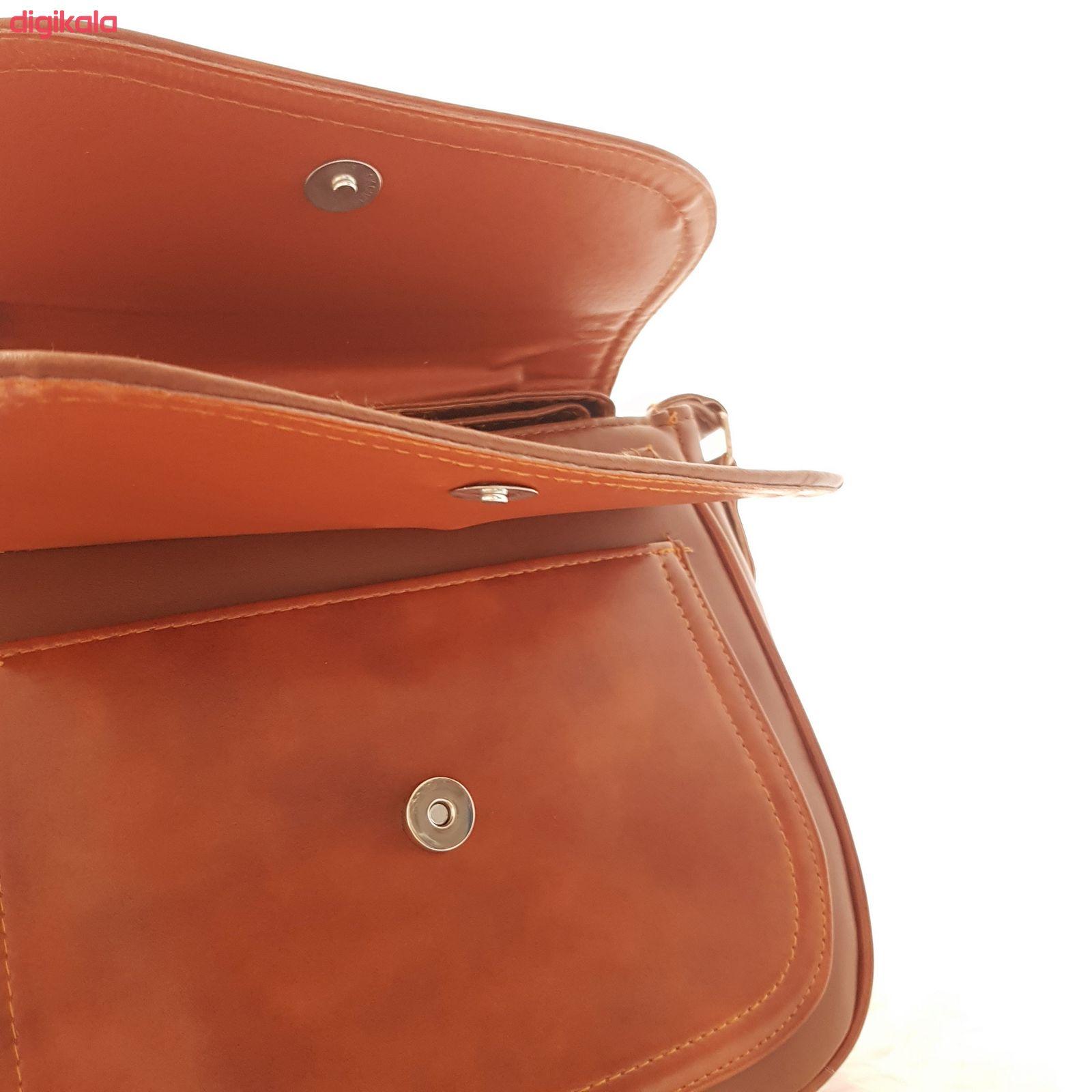 کیف دوشی زنانه مدل 2PK main 1 3