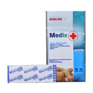 چسب زخم مدیکس مدل Hypoallergic بسته 10 عددی