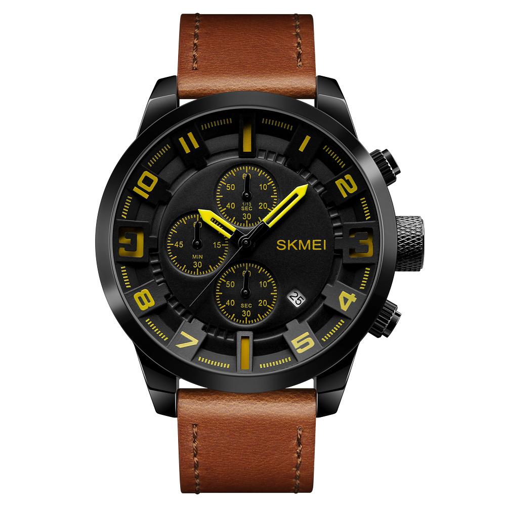 ساعت مچی عقربه ای مردانه اسکمی مدل 1309BR