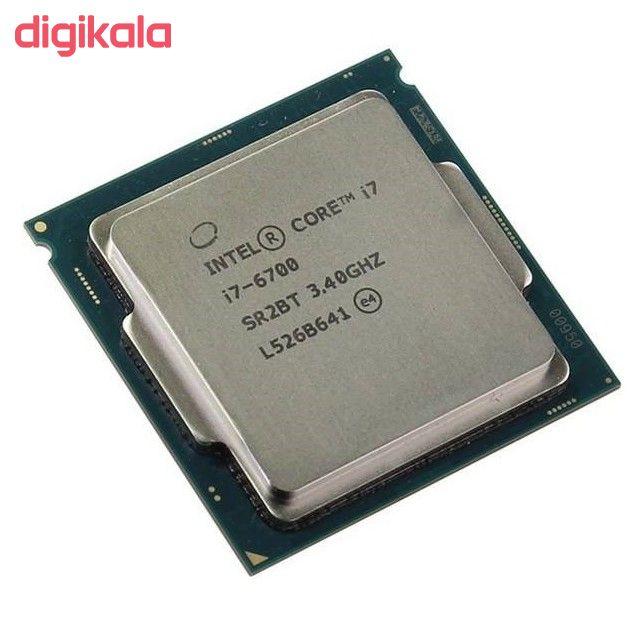 پردازنده مرکزی اینتل سری Skylake مدل Core i7-6700 تری