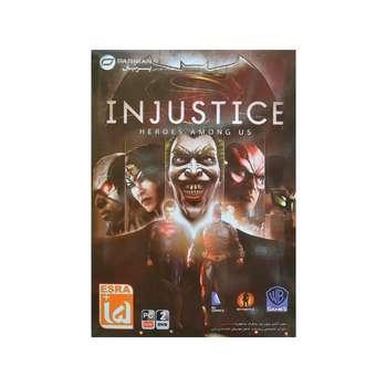 بازی injustice مخصوص pc