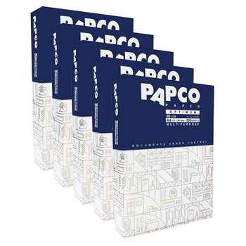 کاغذ A4 پاپکو مدل اپتیمم کد 105 بسته 2500 عددی