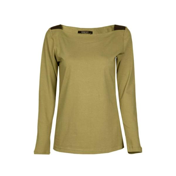 تی شرت آستین بلند زنانه رامکات مدل 1487