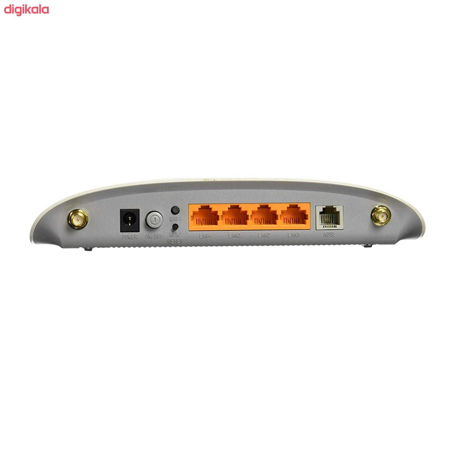 مودم روتر بی سیم ADSL2 تی پی-لینک مدل   td_w8961n
