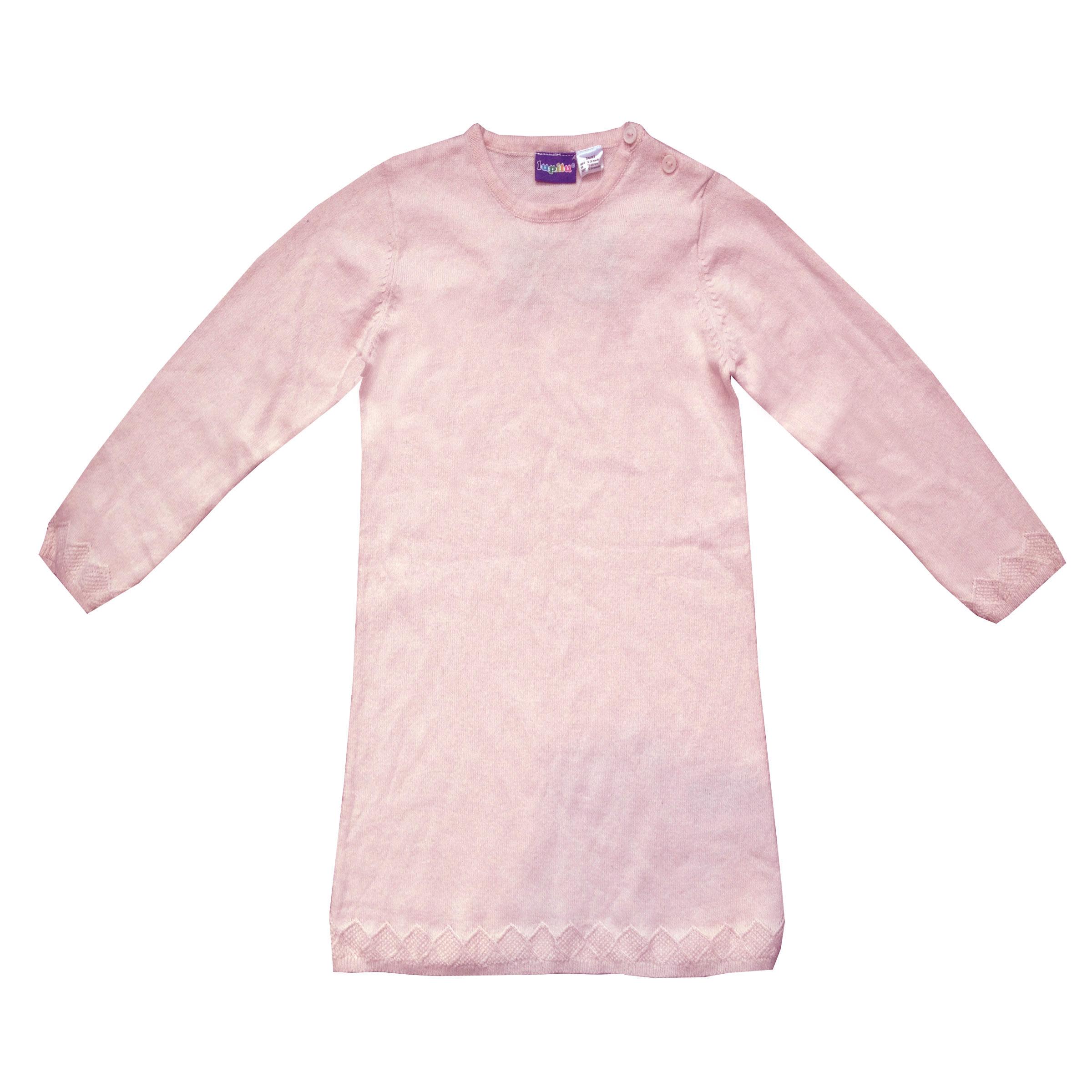 پیراهن بافتنی دخترانه لوپیلو مدل IAN 305340
