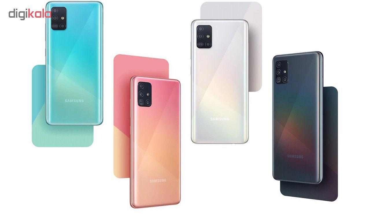 گوشی موبایل سامسونگ مدل Galaxy A51 SM-A515F/DSN دو سیم کارت ظرفیت 128گیگابایت main 1 13