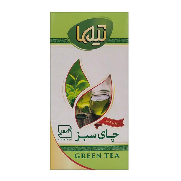 چای سبز طبیعی تیما لاهیجان - 210 گرم