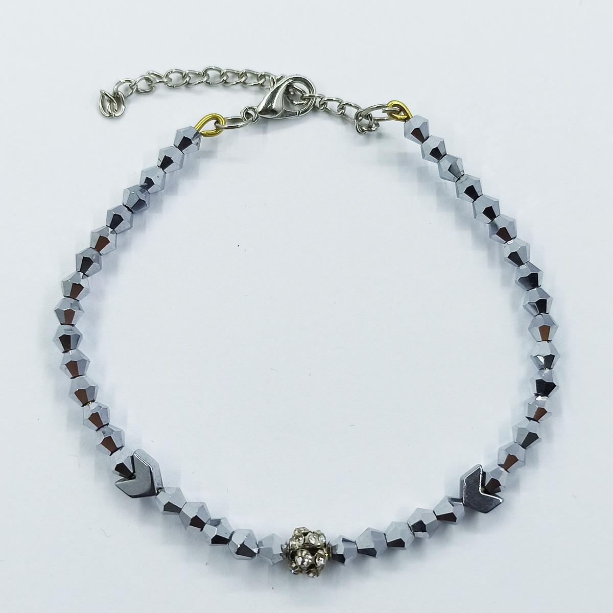 دستبند زنانه سلین کالا مدل کریستالی کد ce-AS4