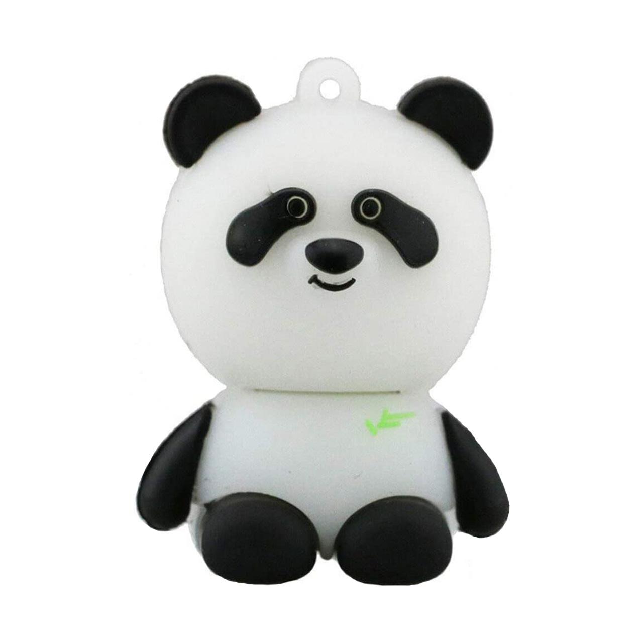 بررسی و {خرید با تخفیف}                                     فلش مموری طرح پاندا 02 مدل Ul-Panda-02 ظرفیت 64 گیگابایت                             اصل