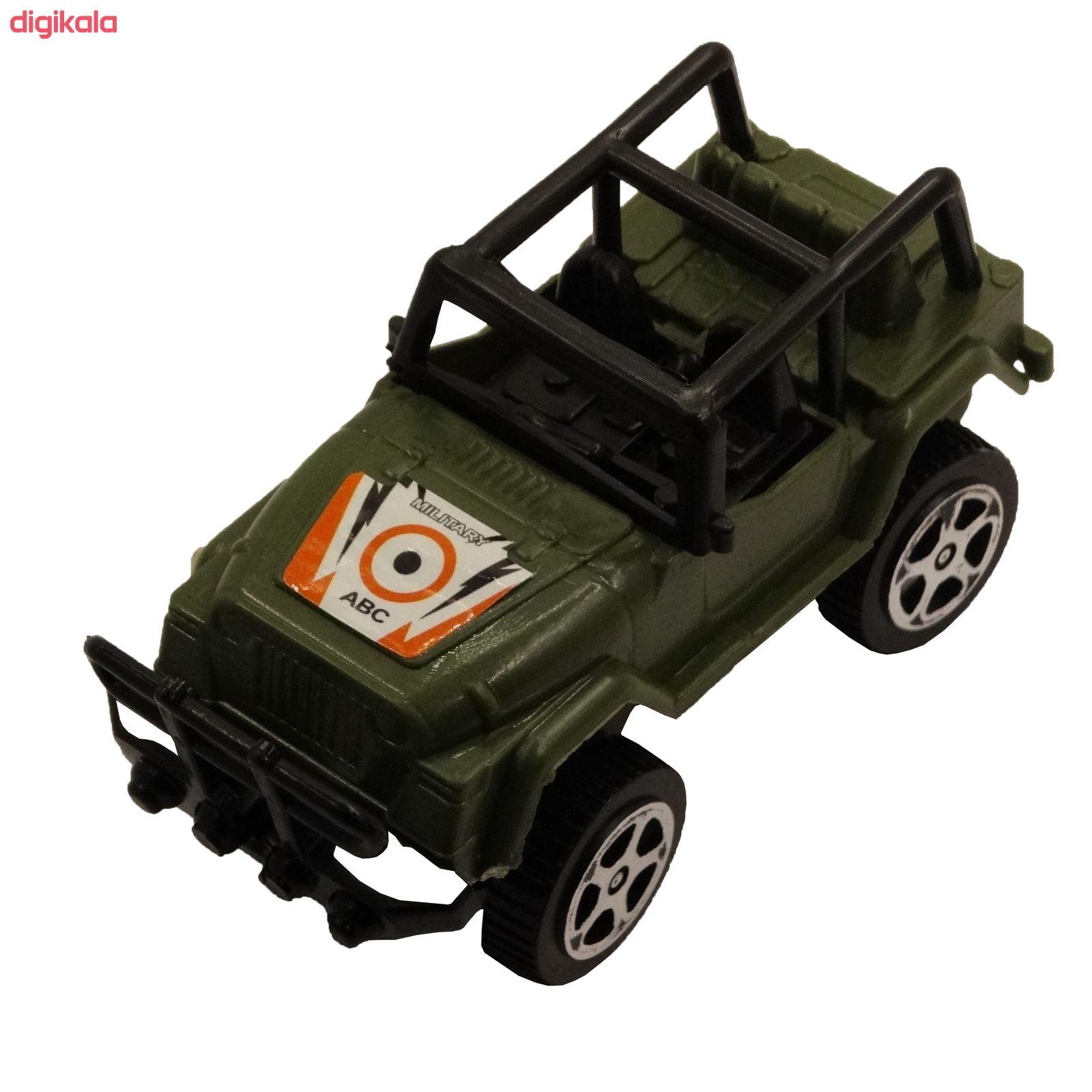 اسباب بازی جنگی مدل پادگان مجموعه 23 عددی main 1 3