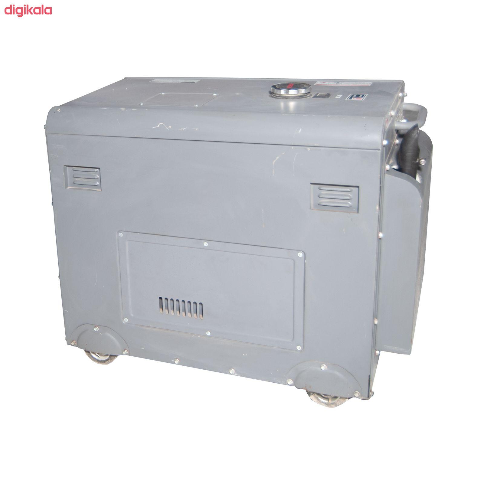 موتور برق پایونیر مدل PI5000SE main 1 5