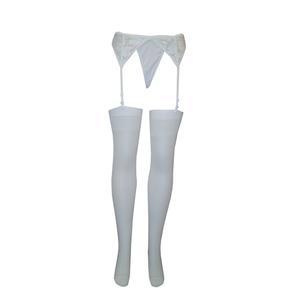 ست شورت و جوراب و بندجوراب زنانه مدل slk3