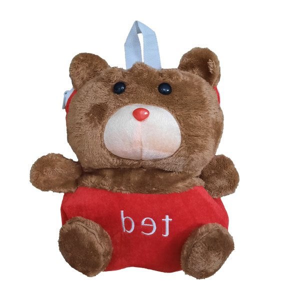 کوله پشتی بچگانه طرح خرس تد مدل 110