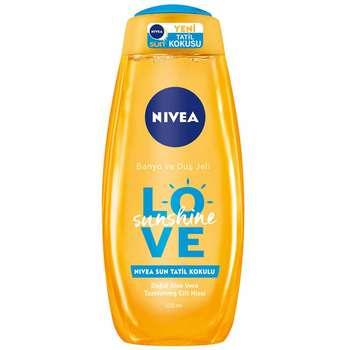 شامپو بدن نیوآ مدل LOVE SUNSHINE حجم 500 میلی لیتر