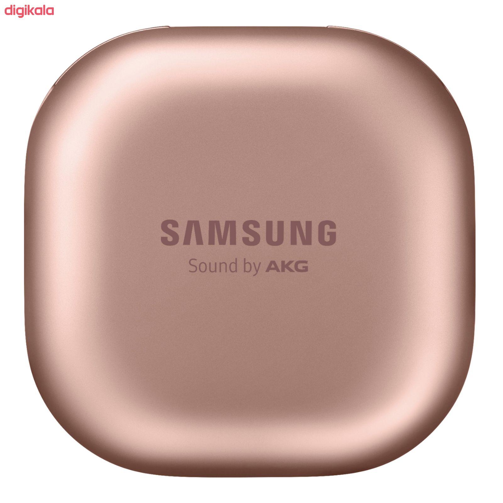 هدفون بی سیم سامسونگ مدل Galaxy Buds Live main 1 5