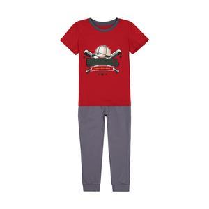 ست تی شرت و شلوار پسرانه ناربن مدل 1521302-72