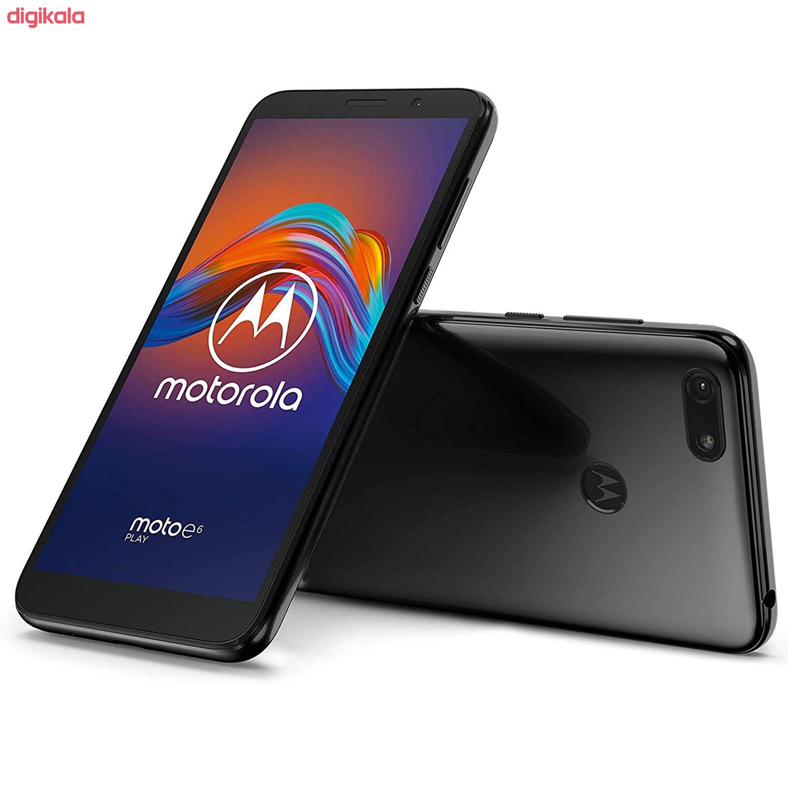 گوشی موبایل موتورولا مدل Moto E6 Play XT2029-2 دو سیم کارت ظرفیت 32 گیگابایت  main 1 6