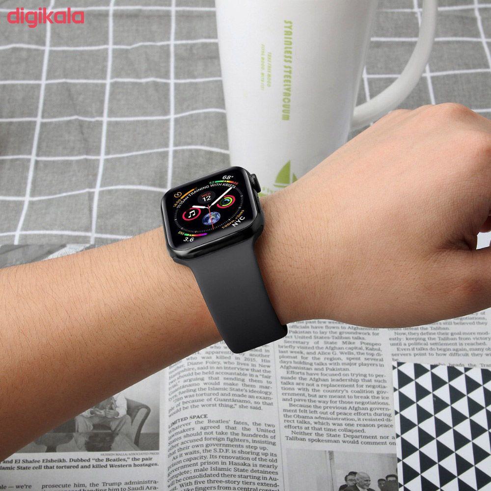 ساعت هوشمند اپل واچ سری 5 مدل 44m Space  Aluminum Case  Sport Band main 1 33