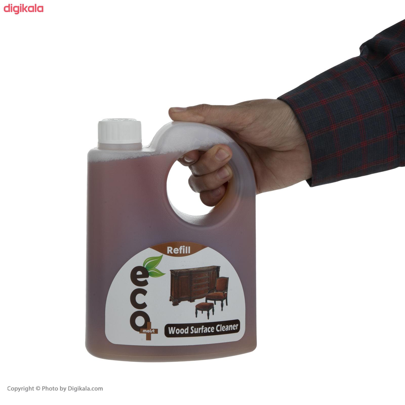 پاک کننده سطوح چوبی ایکومویست مدل قهوه ای مقدار 1 کیلوگرم main 1 3