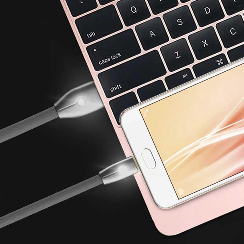 کابل تبدیل USB به microUSB ریمکس مدل rc-043m طول 1 متر