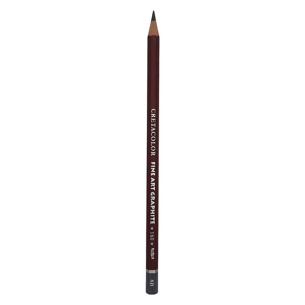 مداد طراحی کرتاکالر مدل FINE ART GRAPHITE - 8B کد 160
