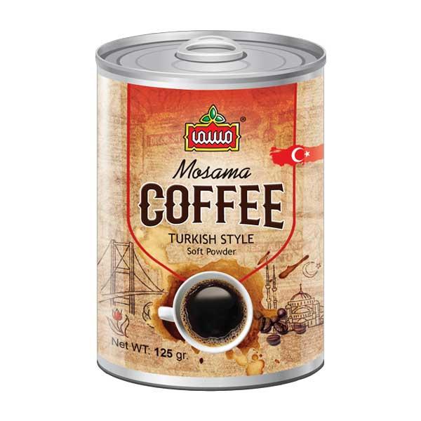 پودر قهوه ترک مسما - 125گرم