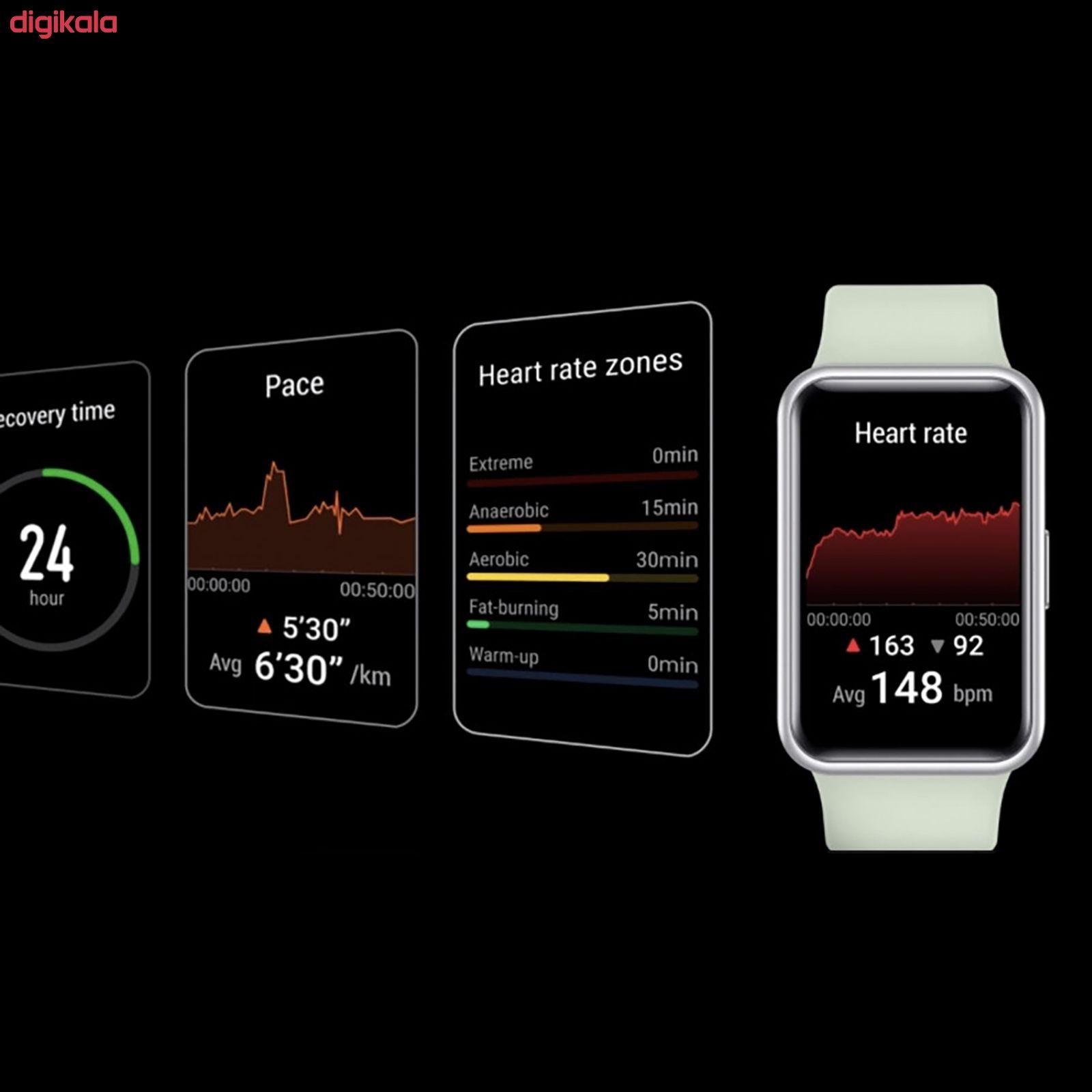 ساعت هوشمند هوآوی مدل WATCH FIT main 1 12