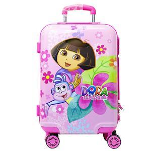 چمدان کودک طرح درا مدل 0114
