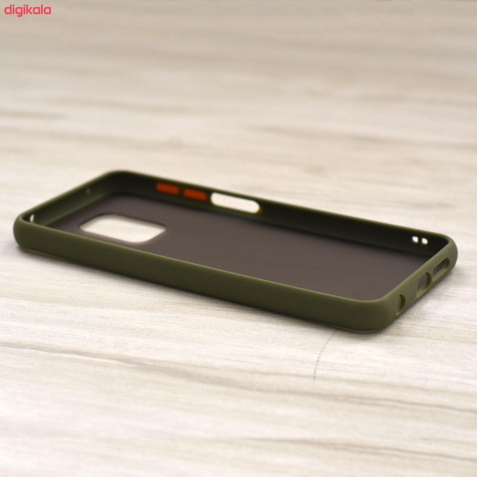 کاور مدل Slico01 مناسب برای گوشی موبایل شیائومی Redmi Note 9S / 9 Pro main 1 12