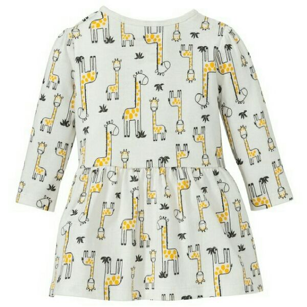 ست 3 تکه لباس نوزادی دخترانه لوپیلو کد Y14 -  - 4